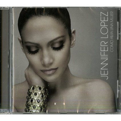 Como Ama Una Mujer - Jennifer Lopez - CD