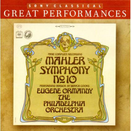 Deryck Cooke - - Mahler - CD