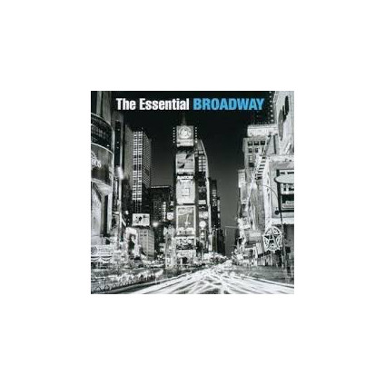 The Essential Broadway - Various - CD