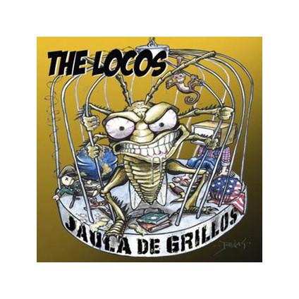 Jaula De Grillos - The Locos - CD