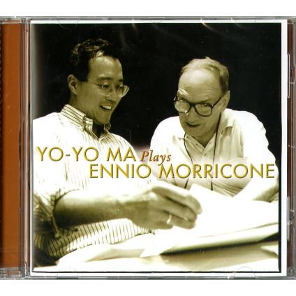 Yo-Yo Ma Plays Ennio Morricone - Yo Yo Ma - CD