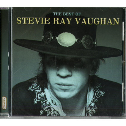 The Best Of Stevie Ray Vaughan - Stevie Ray Vaughan - CD