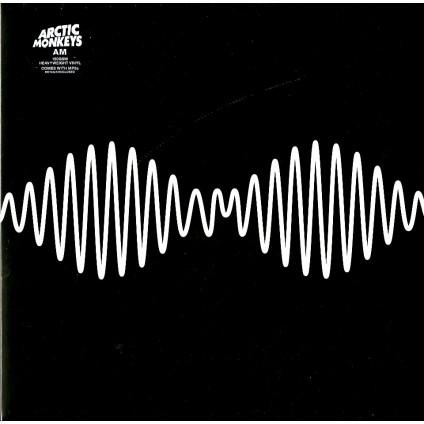 AM - Arctic Monkeys - LP