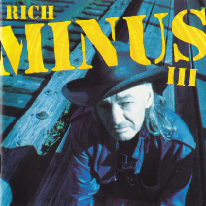 III - Rich Minus - CD