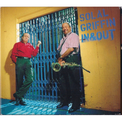 Griffin* - Solal - CD