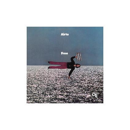 Free - Airto - LP
