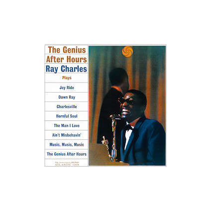 The Genius After Hours - Ray Charles - LP