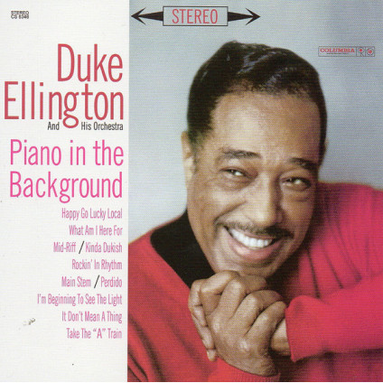 Piano In The Background - Duke Ellington And His Orchestra - LP