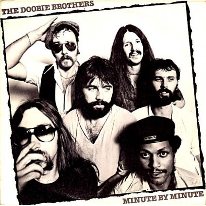 Minute By Minute - The Doobie Brothers - LP