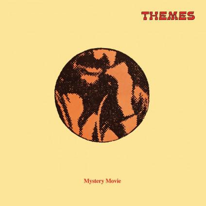 Mystery Movie - James Clarke - LP