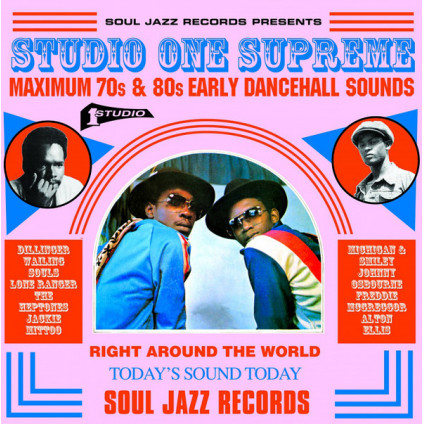 Studio One Supreme (Maximum 70s & 80s Early Dancehall Sounds) - Various - LP