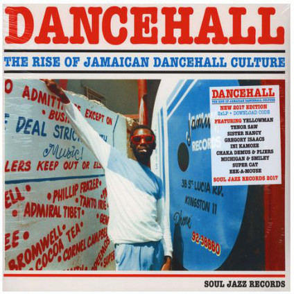 Dancehall (The Rise Of Jamaican Dancehall Culture) 2017 Edition - Various - LP