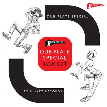 """Studio One Records Dub Plate Special Box Set - Various - 7"""""""
