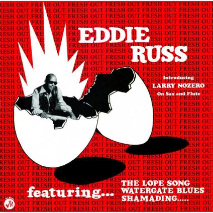 Fresh Out - Eddie Russ - LP
