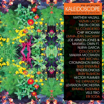 Kaleidoscope - New Spirits Known And Unknown (7'') - Compilation - LP