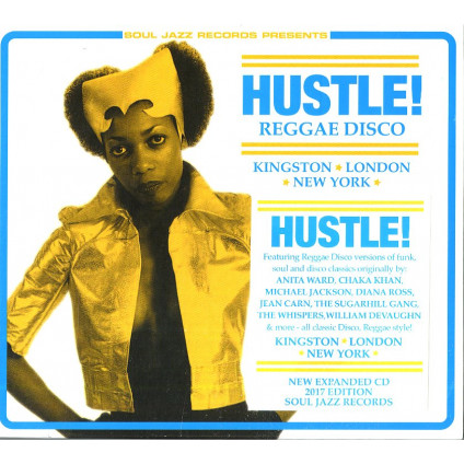 Hustle! Reggae Disco - Various - CD