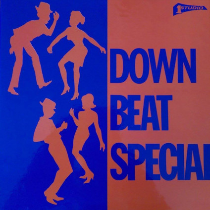 Down Beat Special - Various - 7""