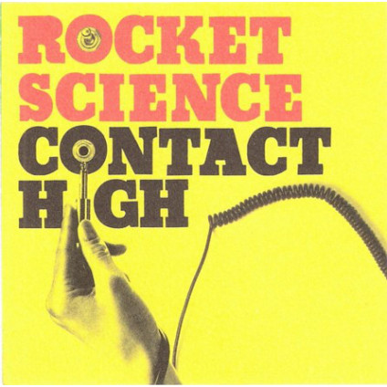 Contact High - Rocket Science - CD