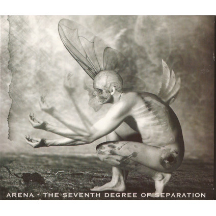 The Seventh Degree Of Separation - Arena - CD