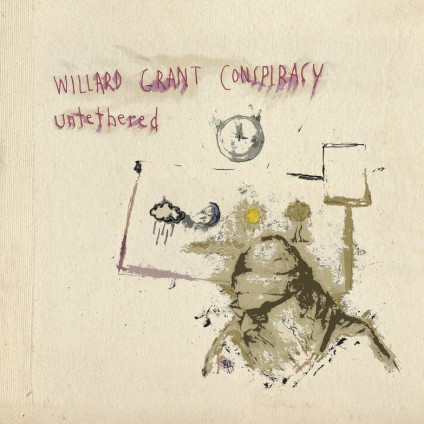 Untethered - Willard Grant Conspiracy - LP