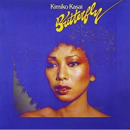 Butterfly - Kasai Kimiko With Hancock Herbie - LP