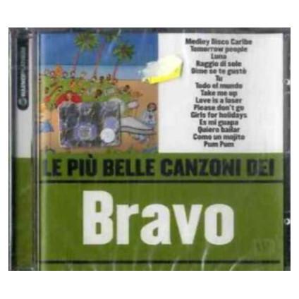 Le Più Belle Canzoni Dei Bravo - Bravo - CD