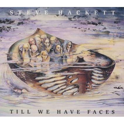 Till We Have Faces - Steve Hackett - CD