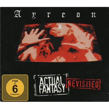 Actual Fantasy Revisited - Ayreon - CD