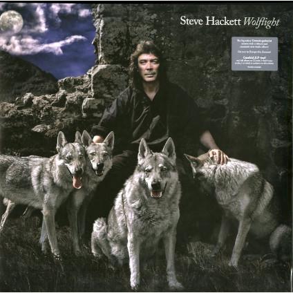 Wolflight - Steve Hackett - LP