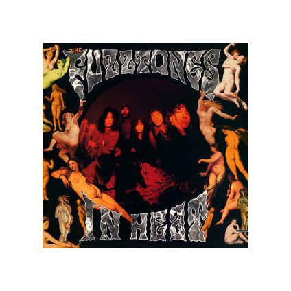 In Heat - The Fuzztones - LP