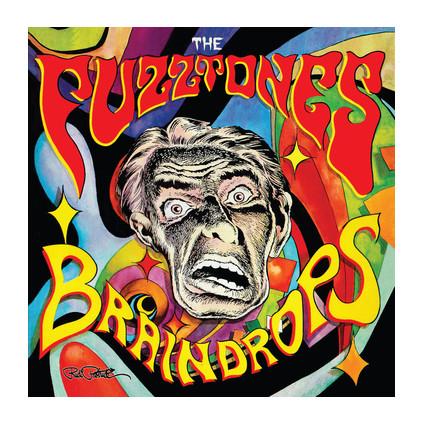 Braindrops - The Fuzztones - LP