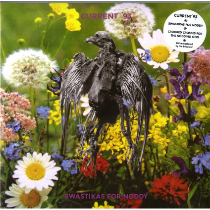 Swastikas For Noddy / Crooked Crosses For The Nodding God - Current 93 - LP