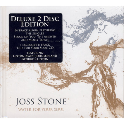 Water For Your Soul - Joss Stone - CD