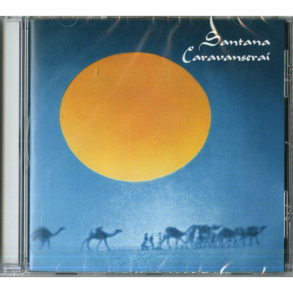 Caravanserai - Santana - CD