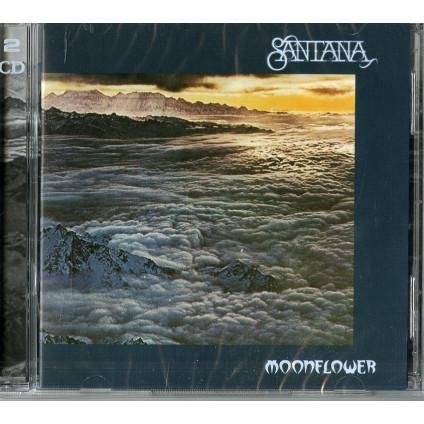 Moonflower - Santana - CD