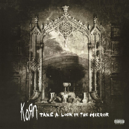Take A Look In The Mirror - Korn - CD