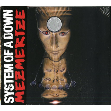 Mezmerize - System Of A Down - CD