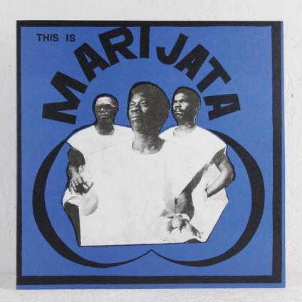 This Is Marijata - Marijata - LP