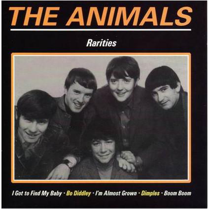 Rarities - The Animals - CD