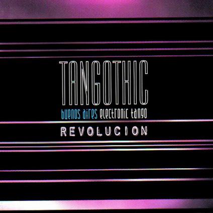 Revolución - Tangothic - CD