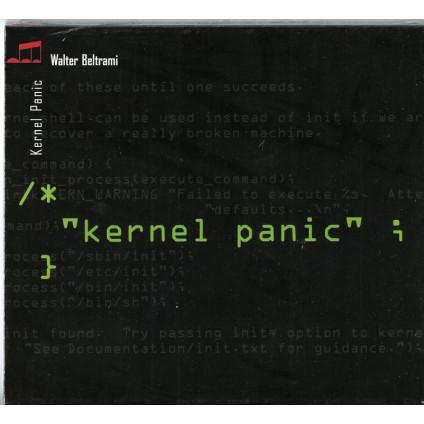 Kernel Panic - Beltrami Walter - CD