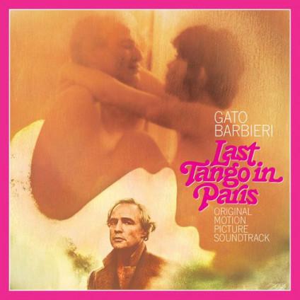 Last Tango In Paris - Gato Barbieri - LP