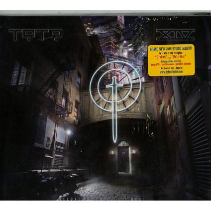 Toto XIV - Toto - CD