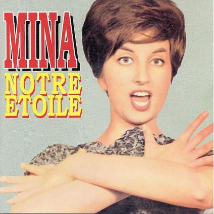 Notre Etoile - Mina - CD