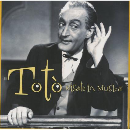 Totò - Risate In Musica - Armando Trovaioli - LP