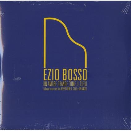 Un Amore Grande Come Il Cielo - Colonne sonore dei film ROSSO COME IL CIELO e UN AMORE - Ezio Bosso - LP