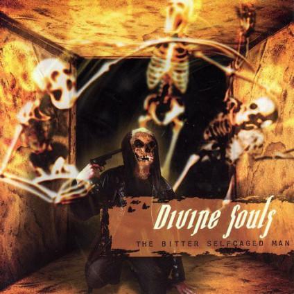 The Bitter Selfcaged Man - Divine Souls - CD