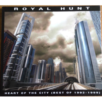 Heart Of The City (Best Of 1992-1999) - Royal Hunt - CD