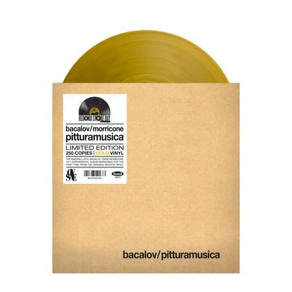 Ennio Morricone - Luis Bacalov - LP