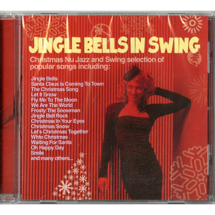 Jingle Bells In Swing - Various - CD